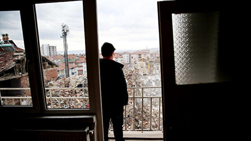 Foto/arşiv: Depremde can kayıplarının yaşandığı binalara ilişkin 7 ayrı soruşturma başlatıldı.
