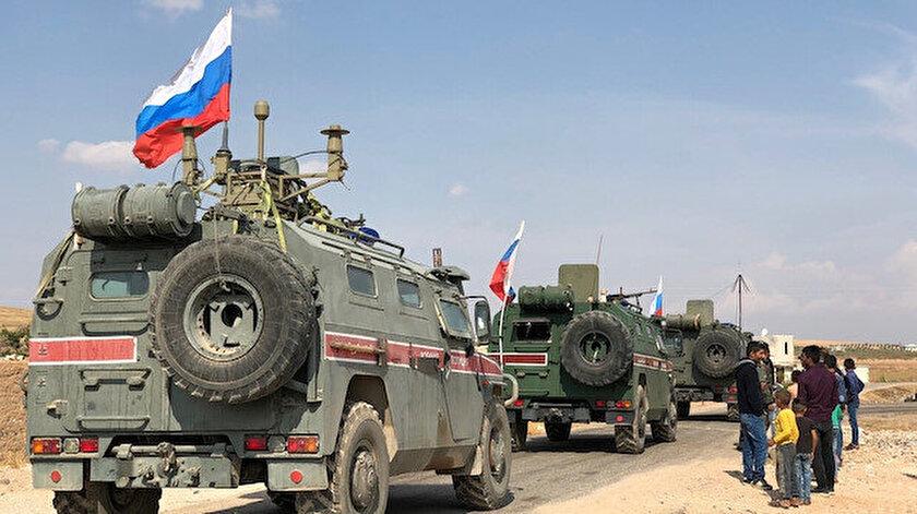 Rus güçleri, Suriye'de halihazırda 10 üs ve askeri noktada varlık gösteriyor.