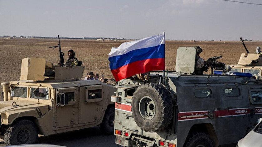 Haseke'de dün ABD ile Rus destekli güçler arasında çatışma çıktı.