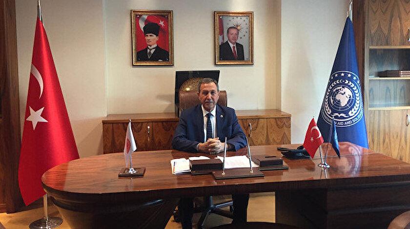 AK Parti eski Şanlıurfa Milletvekili Mahmut Kaplan