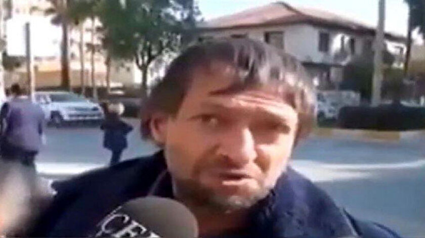 Sosyal medyada Mersinli Cihangir olarak tanınan Cihangir Göktaş.