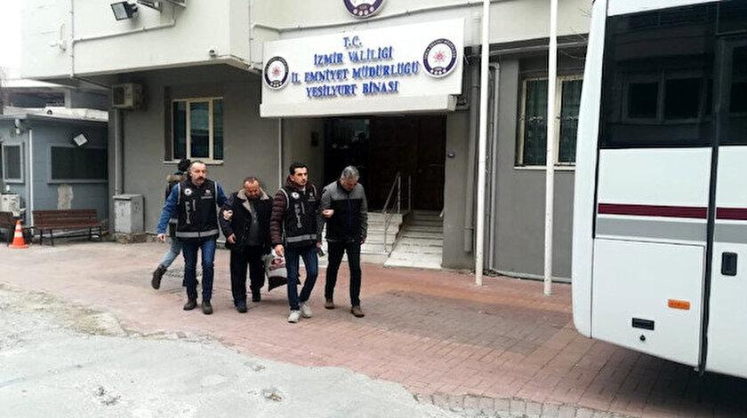 Gözaltına alınan 11 şüpheliden 4'ü tutuklandı.