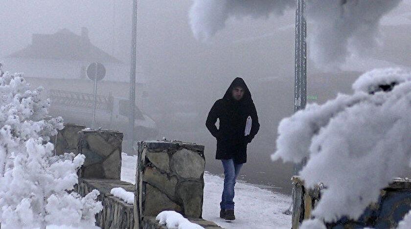 Dondurucu soğuklar önümüzdeki hafta da devam edecek.