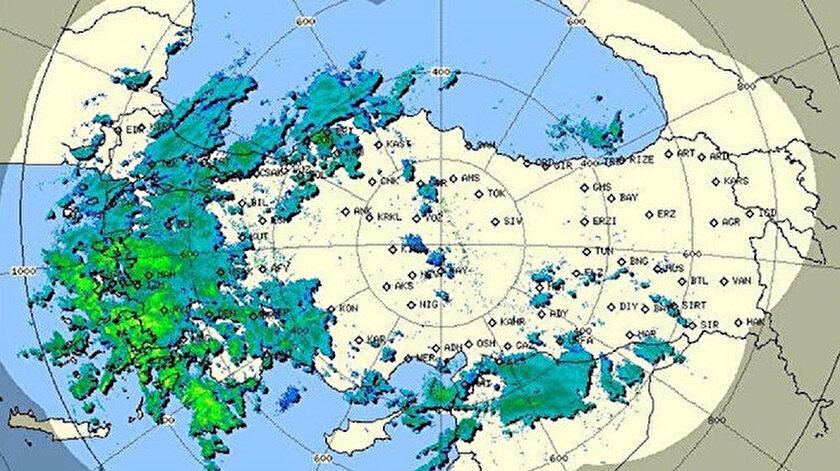 Meteorolojik harita