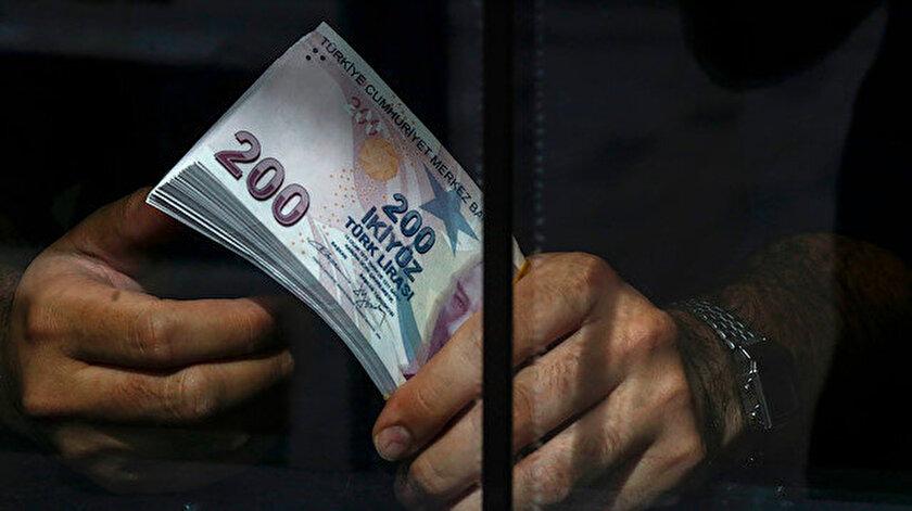 1 milyondan fazla vatandaş bankalarda 240 milyon lira para unuttu.