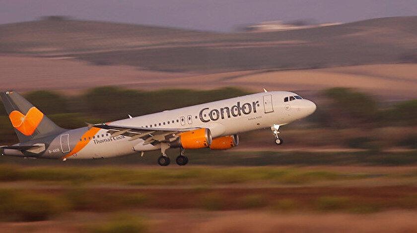 Foto/arşiv: Alman tatil hava yolu markası Condor