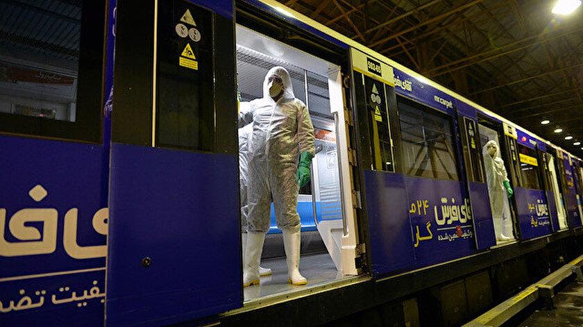 İran'da koronavirüsten ölenlerin sayısı artıyor.