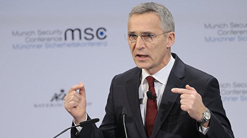 NATO Toplantısı sonrası önemli açıklama:Rusya ve Suriyenin saldırılarını kınıyoruz