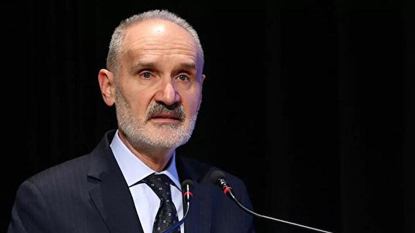 İstanbul Ticaret Odası (İTO) Başkanı Şekib Avdagiç.