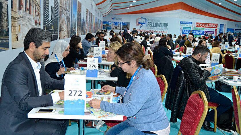 5.İstanbul Fellowship programı yarın başlıyor.