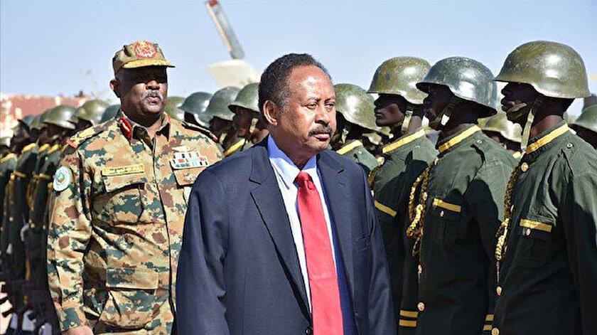 Sudan Başbakanı Abdullah Hamduk.