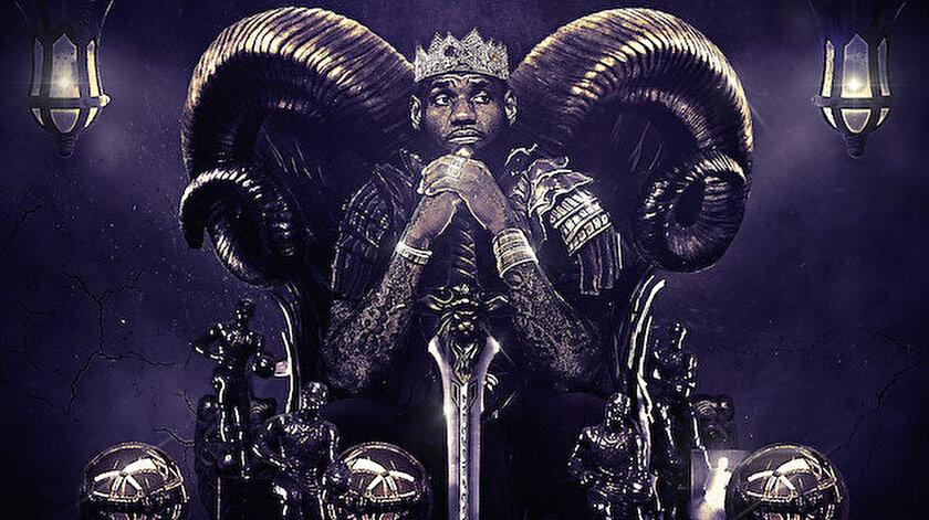 Kobe, LeBron ve Lakers Hanedanlığı: Kral ölmeden taht kavgası olmaz