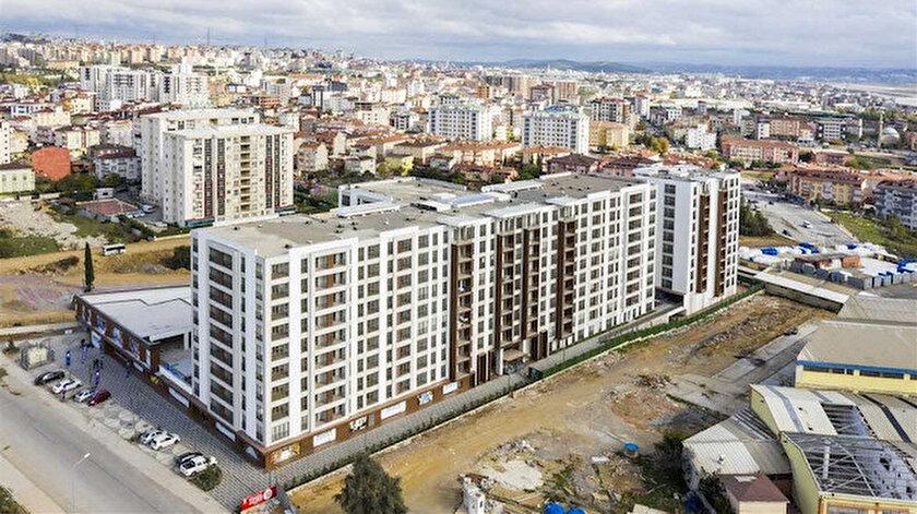 İnsay Yapı'nın Pendik'te hayata geçirdiği 'Ondörtüç Pendik' projesi yükseliyor.
