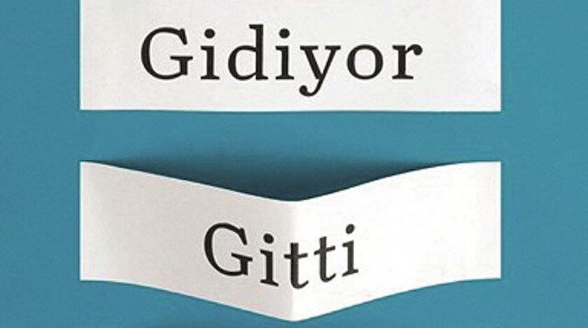 Gidiyor Gitti Gitmiş adlı roman Can Yayınları arasında okurla buluştu.