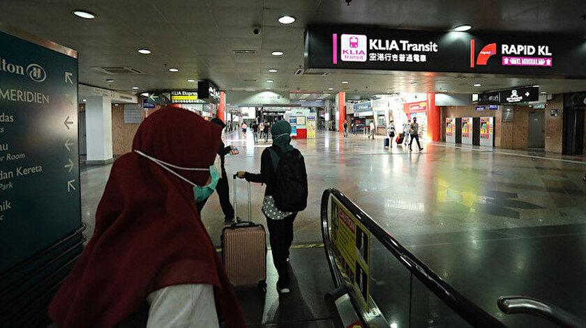 Malezya'da koronavirüs tedbirleri alınıyor.