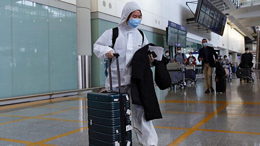 Çin'in Vuhan kentinde yalnızca 1 yeni koronavirüs vakası tespit edildi.