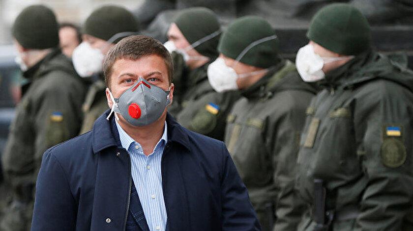 Ukrayna Cumhurbaşkanı Volodımır Zelenski.