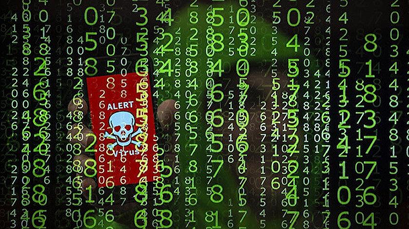 Siber virüs tehlikesi artıyor.
