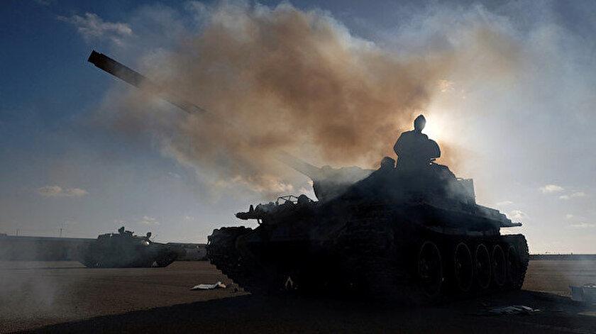 Libya'da ateşkes ihlalleri yaşanıyor.