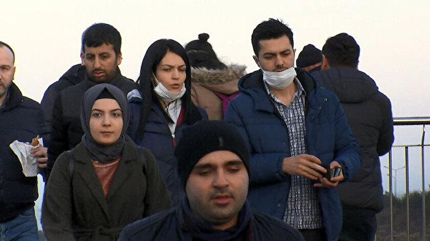 Virüs ile mücadele kapsamında çok sayıda kişi gönüllü oldu.