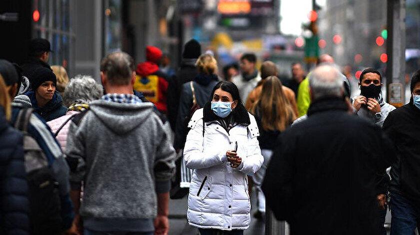 ABD'de koronavirüsün etkileri ağır şekilde hissediliyor.