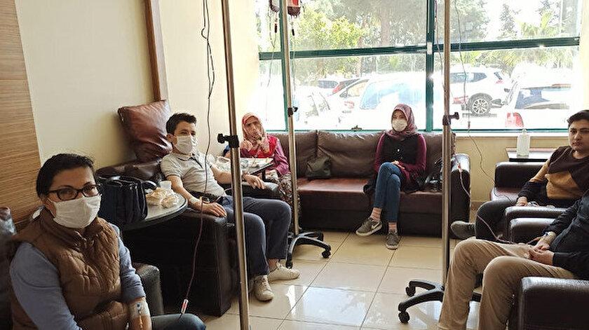 Türk Kızılayı, vatandaşlara kan bağışı çağrısında bulundu.