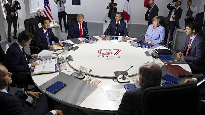 G-7 Liderler Zirvesi (arşiv)