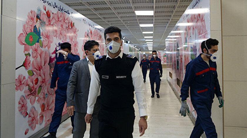 İran'da koronavirüs kaynaklı can kaybı 1812'ye yükseldi.