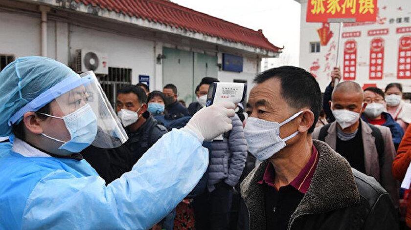 Koronavirüs nedeniyle Çin'de 3 bin 277 kişi hayatını kaybetti.