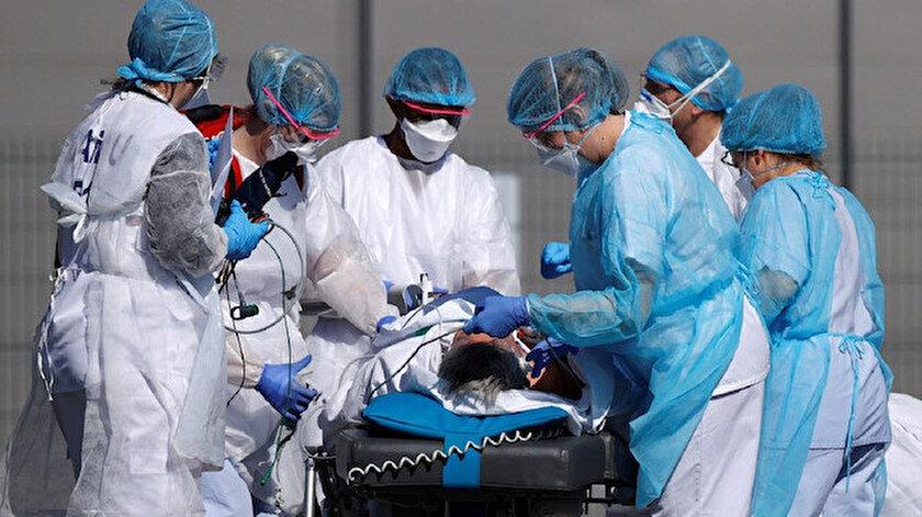 Fransa'da 5 doktor koronavirüs nedeniyle hayatını kaybetti.