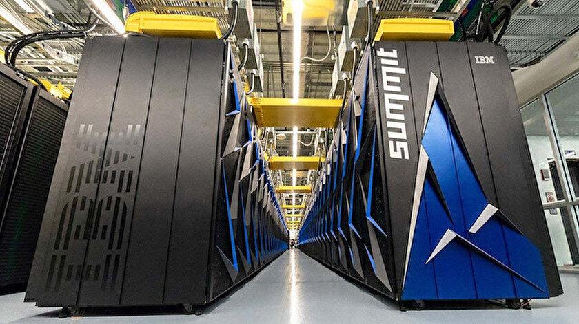 IBM süper bilgisayar