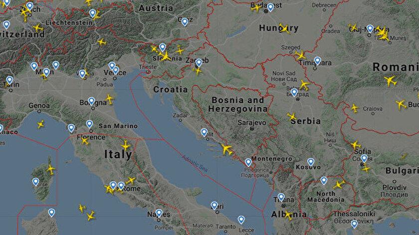 Birçok uzman havayollarının virüs salgını nedeniyle büyük bir kriz yaşadığını belirtiyor.
