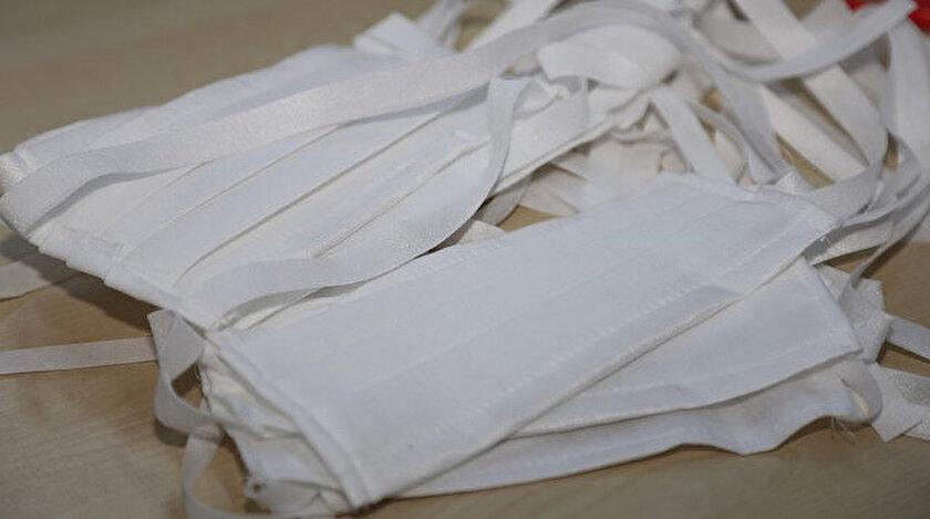 6 milyon maske Kenya Havalimanı'nda kayboldu.