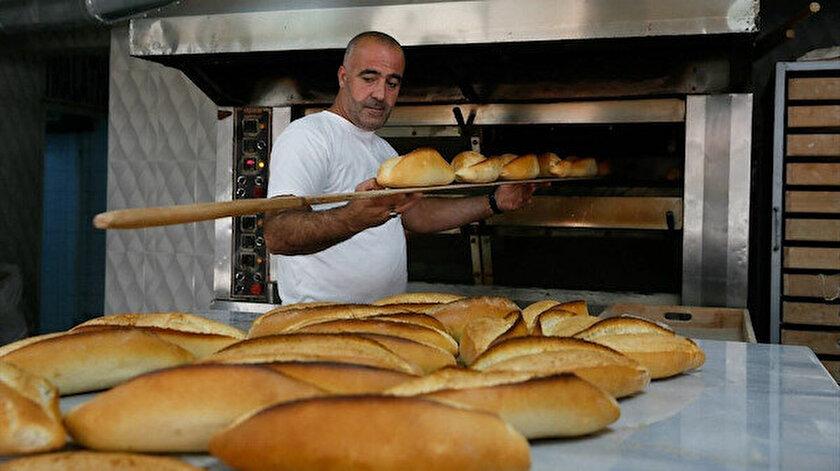 Tarım ve Orman Bakanlığı'nın genelgesi ile ekmekte ambalajlı satış dün yenden başladı.