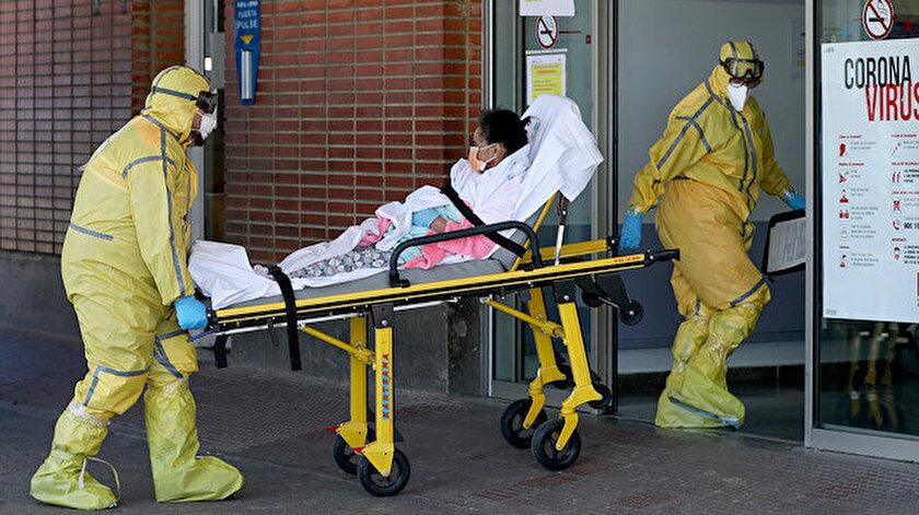 """DSÖ'den ülkelere """"koronavirüse karşı zamanı iyi kullanın"""" çağrısı yapıldı."""