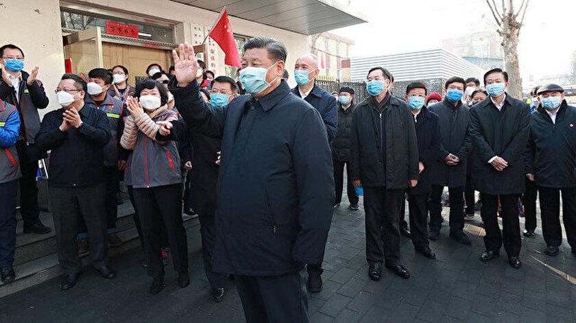 Arşiv - Çin Halk Cumhuriyeti Devlet Başkanı Xi Jinping.