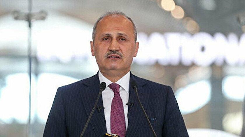 Ulaştırma Bakanı Cahit Turhan görevinden alındı, yerine Adil Karaismailoğlu atandı