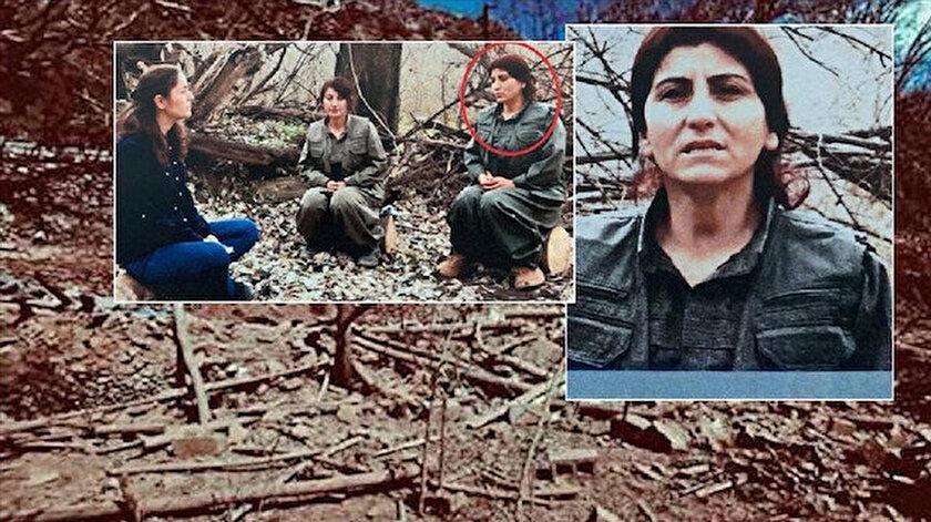 PKK'nın kritik ismi Nazife Bilen etkisiz hale getirildi.