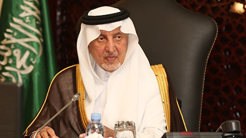 Mekke Valisi Prens Halid el-Faysal aynı zamanda Suudi Arabistan Merkez Hac Komitesi Başkanlığı da yapıyor.