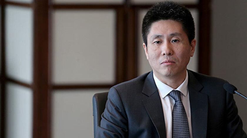 Çin'in İstanbul Başkonsolosu Cui Wei