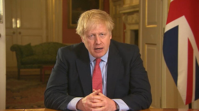 İngiltere Başbakanı Başbakanı Boris Johnson