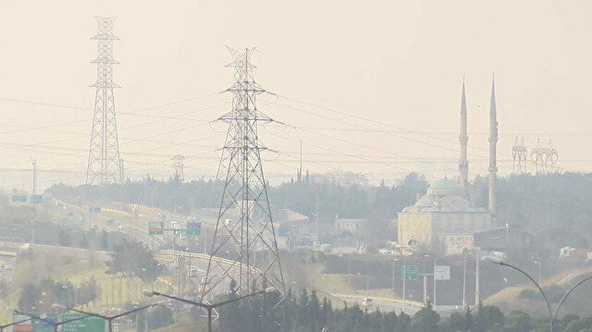 Koronavirüs nedeniyle alınan önlemler hava kirliliğini azalttı.