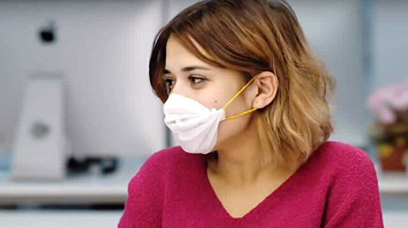 PTT, her vatandaşın evine haftalık ücretsiz 5 maske gönderecek.