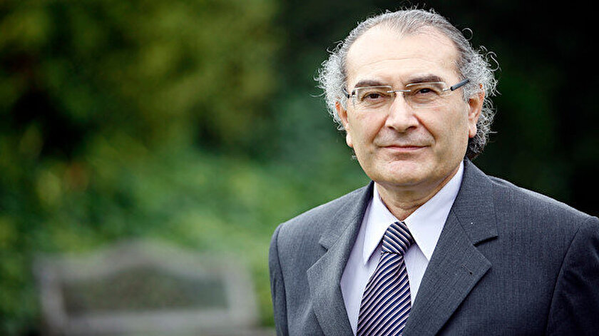 Psikiyatrist Prof. Dr. Nevzat Tarhan