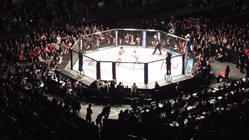 UFC, Las Vegas Nevada merkezli Amerikalı karma dövüş sanatları organizasyonudur.