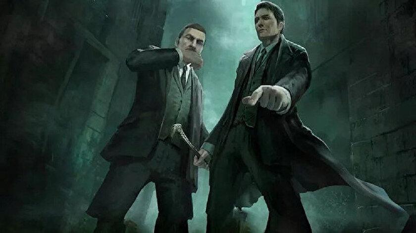 Sherlock Holmes: Crime and Punishment