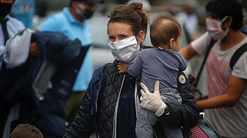 Fransa'da 17 milyon kişi koronavirüs nedeniyle ölüm riski altında bulunuyor.