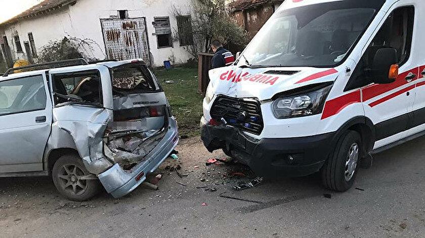 Sakarya'da sağlık çalışanlarını darp ve yaralama iddiası