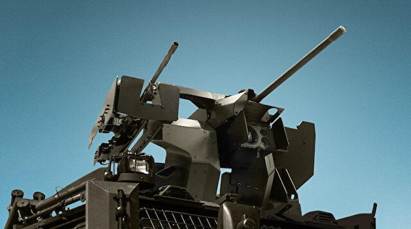 SARP DUAL Uzaktan Komutalı Silah Sistemi