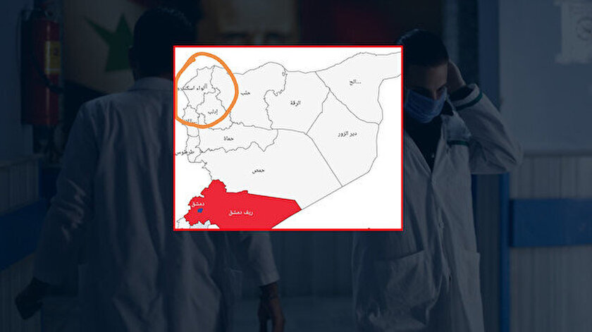 Esed rejiminin skandal haritası
